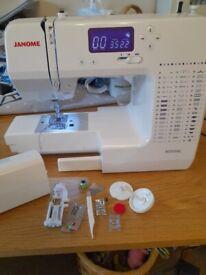 Janome 8050xl sewing machine