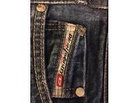 Diesel Jeans - Ladies Size 8