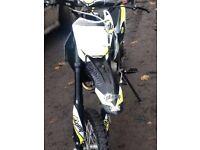 For sale stomp z3 140 pit bike