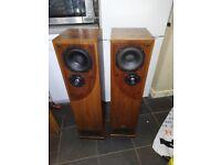 Castle floor standing Chester speakers