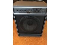 Bass Amp - OHM GA125 Combo REDUCED FOR QUICK SALE!
