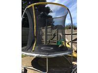 8 ft Trampoline - Excellent condition.