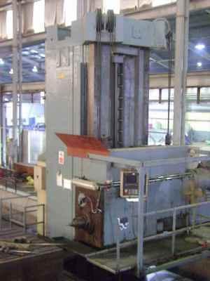 Titan 200mm Cnc Horizontal Boring Mill B30915