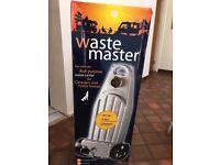 Caravan or motor home waste master