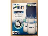 Avent Classic+ Bottles (3x 9oz)