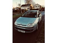 Citroen c4 , 2007 automatic 5 seater 1.6 Petrol for sale £850
