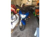 2003 Kawasaki ZR7-S. 7500 miles from new.