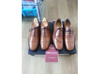 Samuel Windsor Sandhurst shoes, both size 9's Worn and new. More styles available