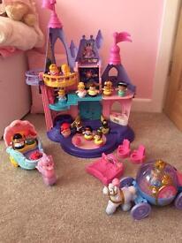 Fisher price Disney princess little people
