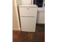 LEC undercounter Fridge Freezer in good condition