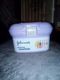 Johnsons skincare essentials
