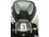 Britax Evolva 2-3 Isofit Car Seat with Isofix. Good, Used Condition, No Accidents, Collection Only!