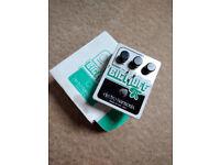 Electro-Harmonix Big Muff Pi With Tone Wicker - EHX Guitar Effects Pedal