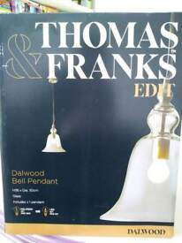 Dallwood Bell Pendant