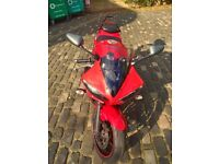 Yamaha R6 03 Good Condition, 3 Owners Only, MOT June 2017