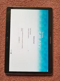 Samsung Galaxy Tab S 10.5 + Samsung Cover