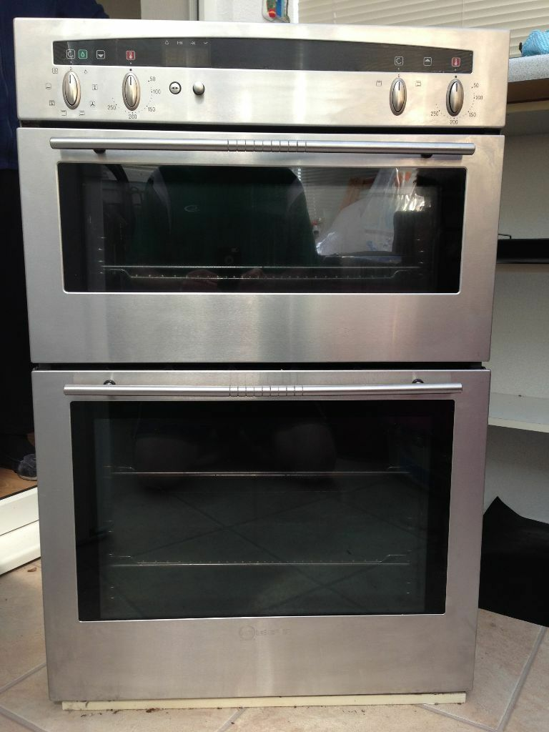 Neff Double Oven U1461 And 5 Ring Hob