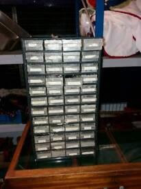 mulite drawer box