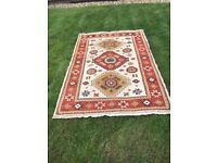 Multi Coloured Indian Rug