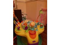 Jumperoo excellent condition used a couple of times