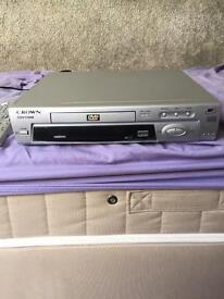 Crown DVD player