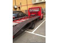 SCRAP CAR VEHICLE BREAKDOWN RECOVERY TRANSPORT A CAR TOW TRUCK CAR DELIVERY TOWING SERVICE AUCTION
