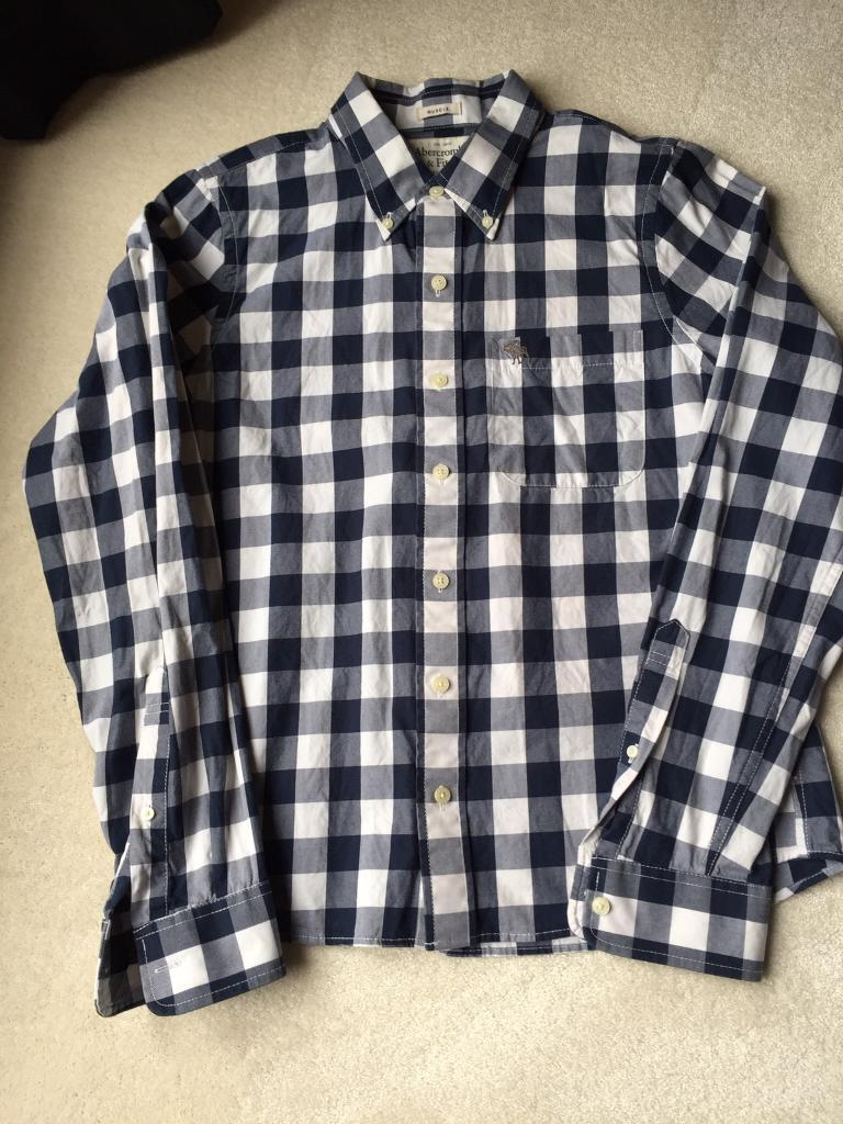 Abercrombie and fitch Shirt size large