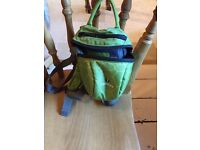 Little life backpack with reins