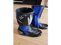 Frank thomas motorbike boots size9