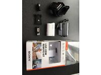 Sony HDR-AS200VR action cam (5 weeks old)