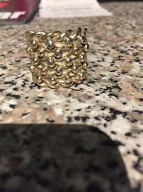 KEEPERS RING 9ct