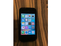 Apple iPhone 4s 8gb Black - as new
