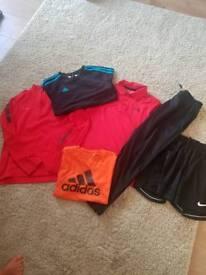 Boys sport clothes excellent condition