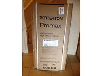 Potterton promax 18kw system boiler brand new