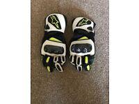 Alpine star motorcycle gloves