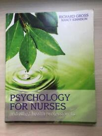 Psychology for nurses and allied health professionals