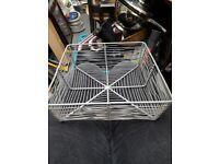 Metal Basket - egg kitchen storage