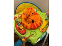 Rainforest Jumperoo. Good condition!