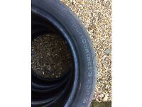 1 x Continental Runflat Tyre