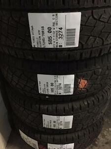 LT 245/70/16 Pirelli Scorpion ATR (All Season)