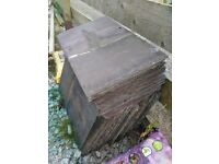 """20"""" x 12"""" Reclaimed Roof Slates Great Condition"""