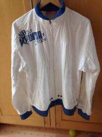 Puma lightweight jacket, size XL.