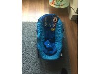 Bouncer chair mickey mouse