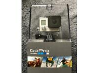 NEW GOPRO Hero 3+ Silver Edition New Pristine Opened Never Use 10MP Video Camera