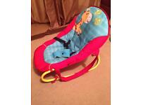Hauck baby rocking chair