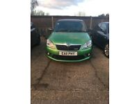 Skoda Fabia Vrs for sale