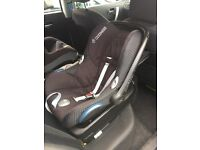 Maxi cosi family fix base and seat if requires