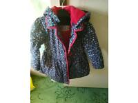 Toddler girls coat from Boots
