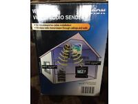 wireless Video/audio sender new