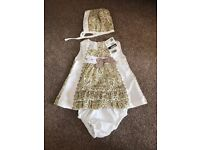 Spanish Boutique baby outfit